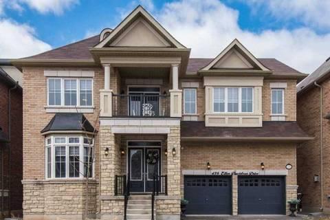 House for sale at 436 Ellen Davidson Dr Oakville Ontario - MLS: W4534012