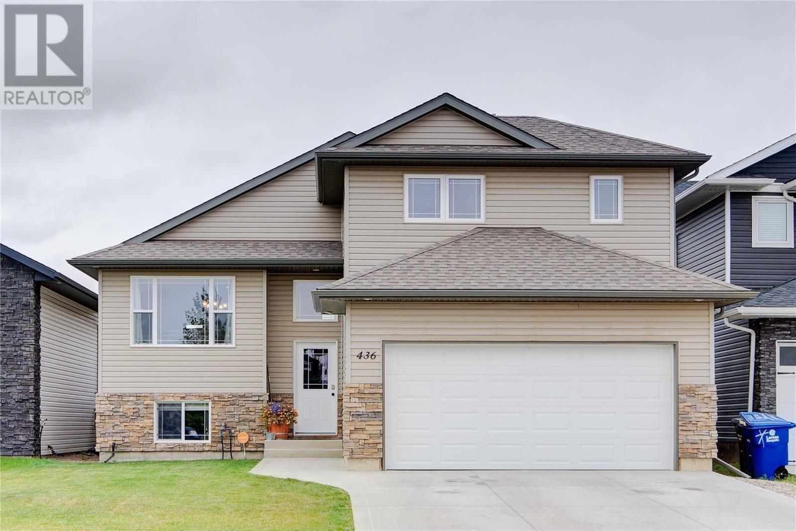 House for sale at 436 Evergreen Blvd Saskatoon Saskatchewan - MLS: SK792945