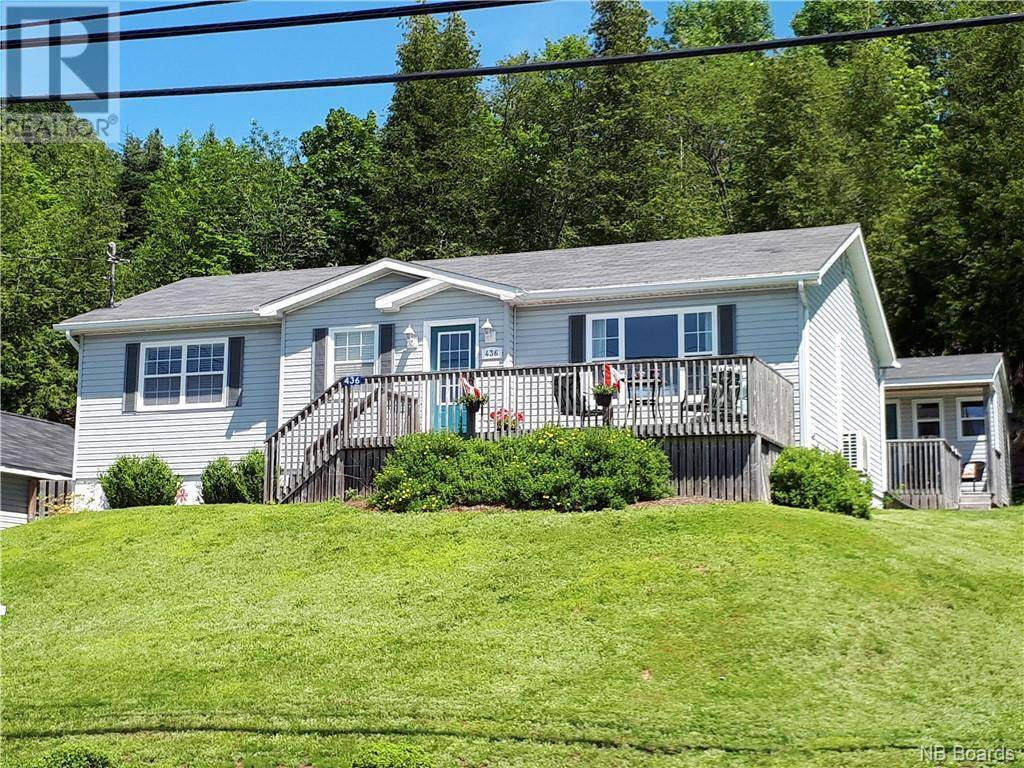 House for sale at 436 Gondola Point Rd Quispamsis New Brunswick - MLS: NB021396
