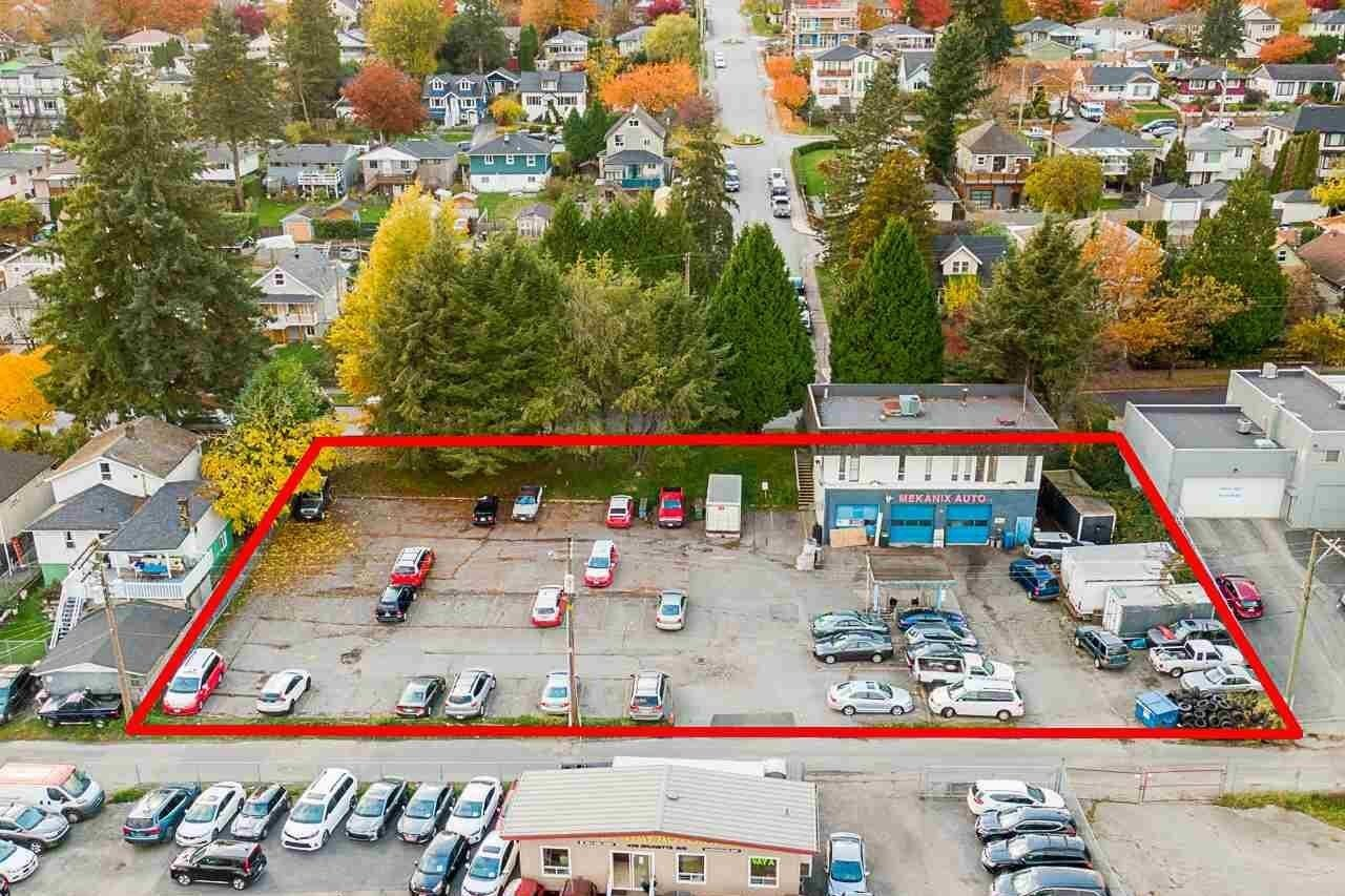 Commercial property for sale at 436 Rousseau St New Westminster British Columbia - MLS: C8035169