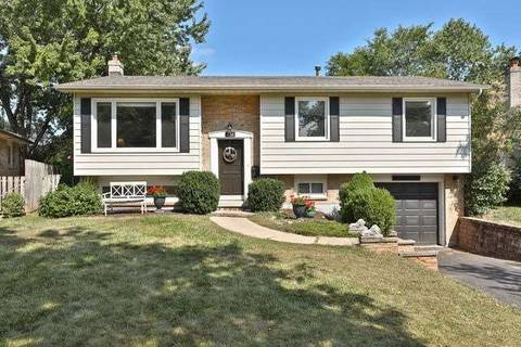 House for sale at 436 Sparling Cres Burlington Ontario - MLS: W4575211