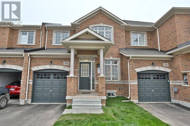 Townhouse for sale at 436 Wheat Boom Dr Oakville Ontario - MLS: 30774803