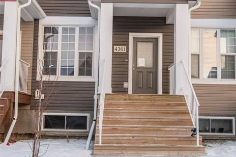 Townhouse for sale at 4361 James Hill Rd Regina Saskatchewan - MLS: SK798792