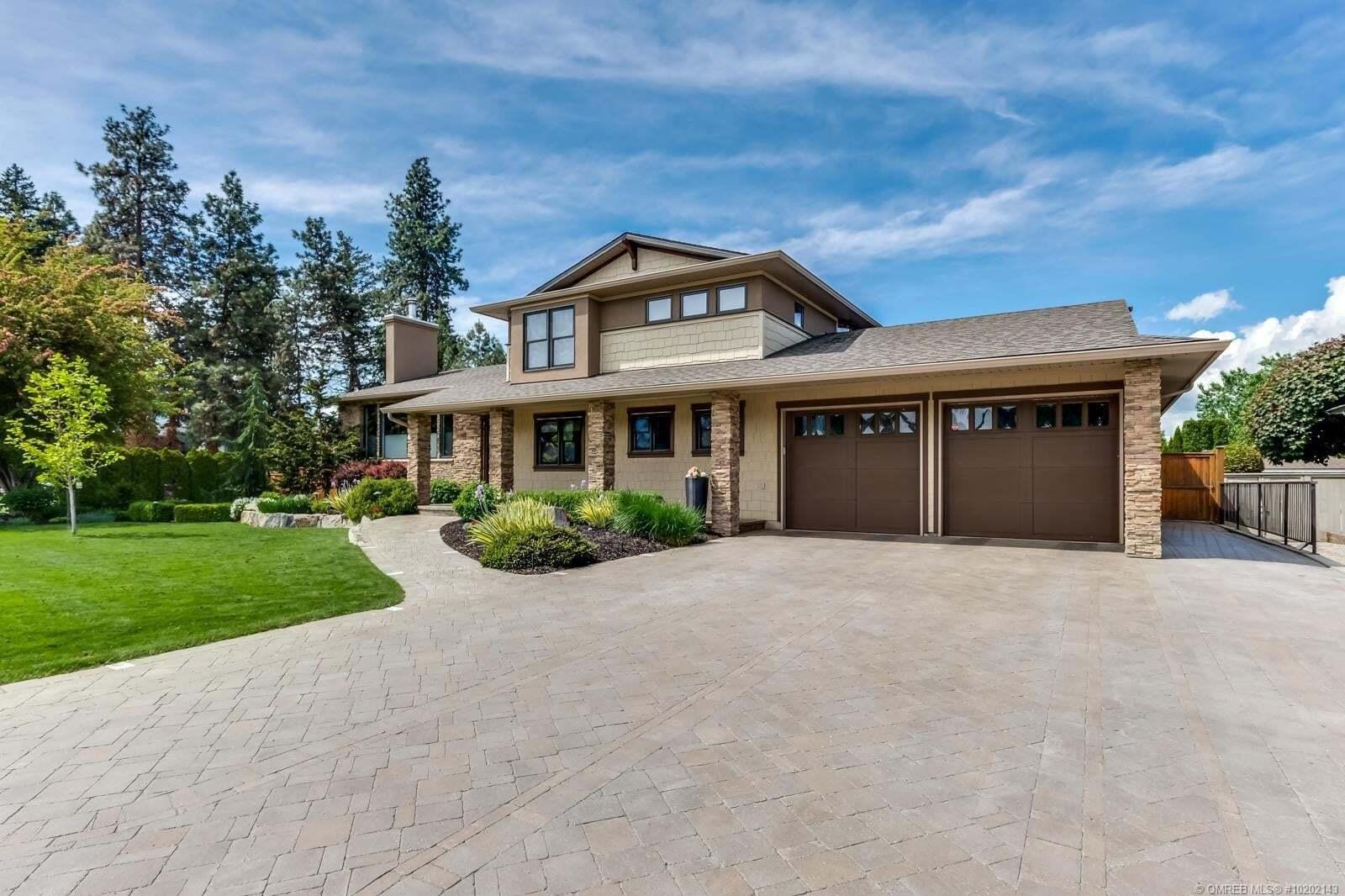 House for sale at 4362 Kensington Dr Kelowna British Columbia - MLS: 10202143