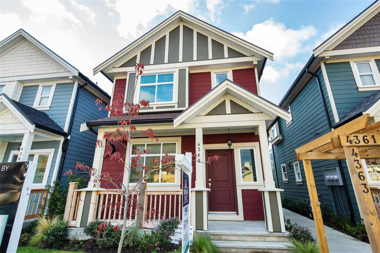 For Sale: 4365 Fleming Street, Vancouver, BC   3 Bed, 3 Bath Townhouse for $1,099,000. See 18 photos!