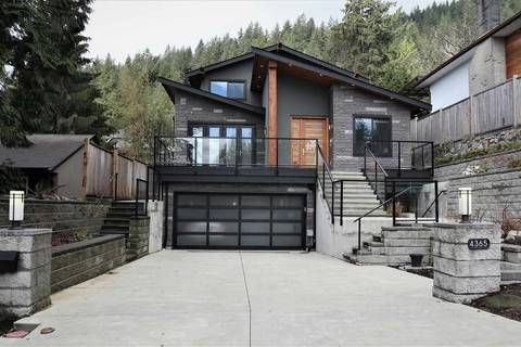 House for sale at 4365 Mountain Hy North Vancouver British Columbia - MLS: R2358573