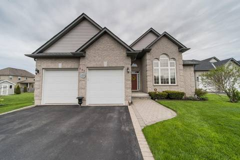 House for sale at 437 Barrington Ct Fort Erie Ontario - MLS: 30735529