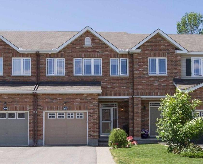 Townhouse for rent at 437 Celtic Ridge Cres Kanata Ontario - MLS: 1168441