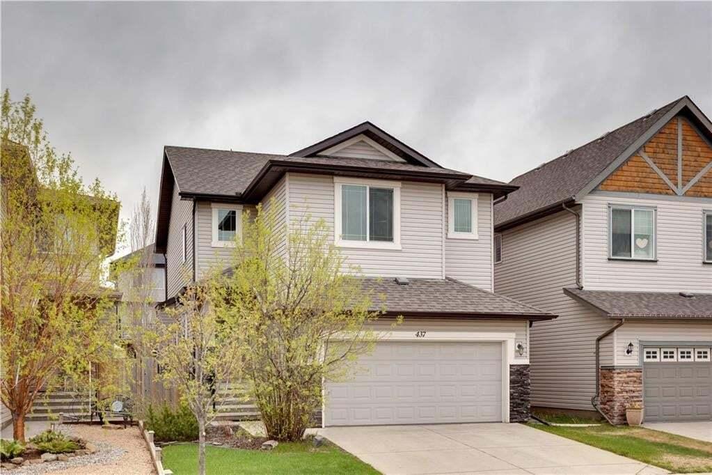 House for sale at 437 Cimarron Bv Cimarron Vista, Okotoks Alberta - MLS: C4297053