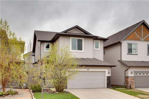 House for sale at 437 Cimarron Blvd Okotoks Alberta - MLS: C4297053