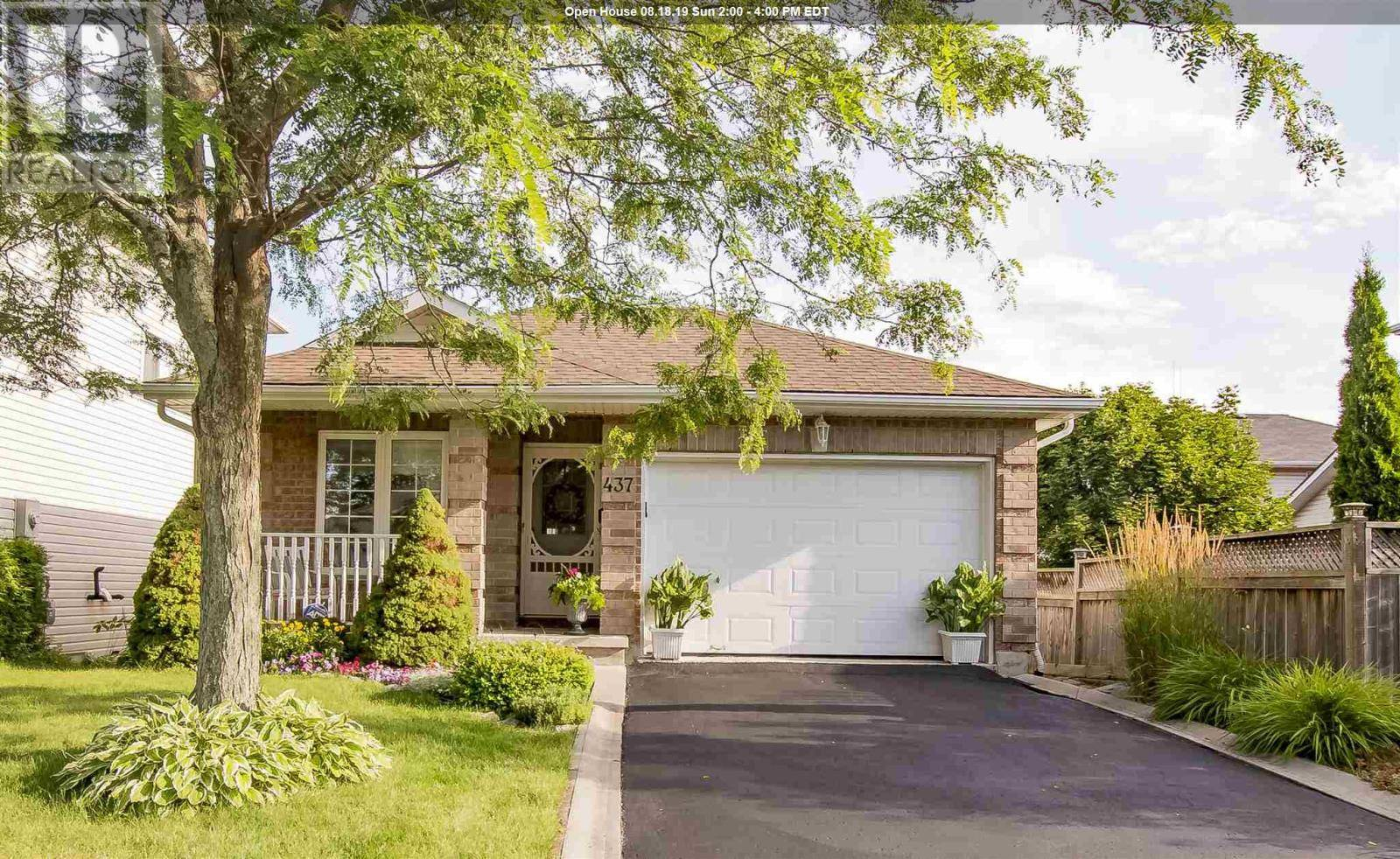 House for sale at 437 Conservatory Dr Kingston Ontario - MLS: K19005364