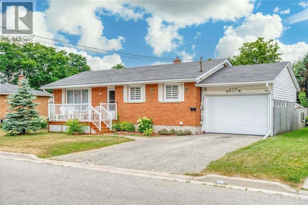 House for sale at 437 Davidson Ave South Listowel Ontario - MLS: 30820329