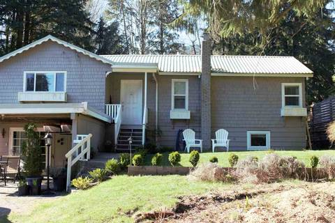 House for sale at 437 Dunham Rd Gibsons British Columbia - MLS: R2445404