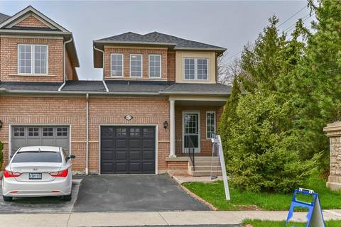 Townhouse for sale at 437 Fothergill Blvd Burlington Ontario - MLS: H4051245