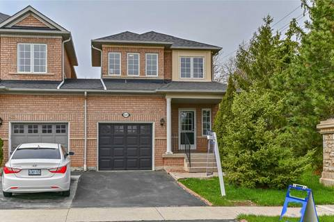 Townhouse for sale at 437 Fothergill Blvd Burlington Ontario - MLS: W4420952