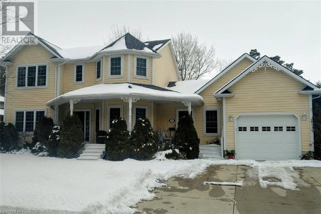 House for sale at 437 Macdougall Dr Kincardine Ontario - MLS: 244176