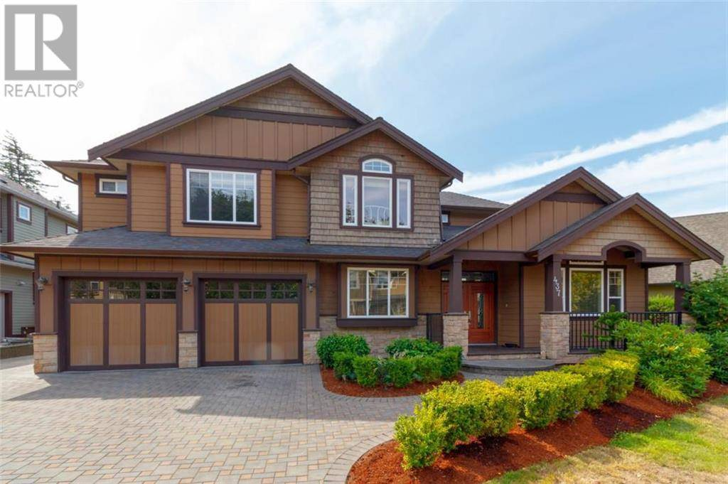 House for sale at 437 Nursery Hill Dr Victoria British Columbia - MLS: 414962