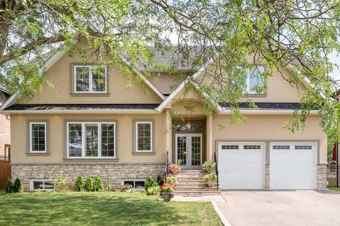 House for sale at 437 Sandmere Pl Oakville Ontario - MLS: W4699906