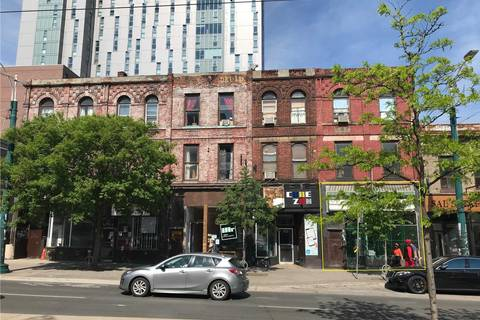 Commercial property for lease at 437 Spadina Ave Toronto Ontario - MLS: C4373709