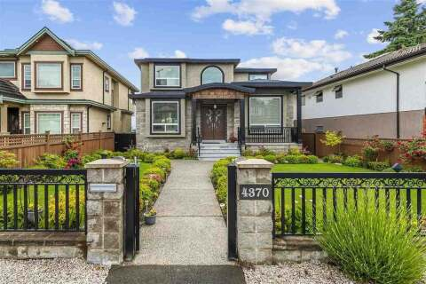 House for sale at 4370 Hurst St Burnaby British Columbia - MLS: R2465811