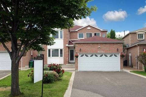 House for sale at 4372 Heathgate Cres Mississauga Ontario - MLS: W4698992