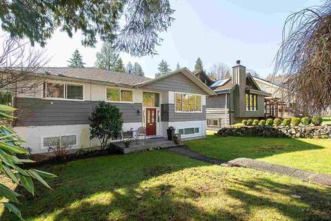 House for sale at 4373 Cliffmont Rd North Vancouver British Columbia - MLS: R2443598