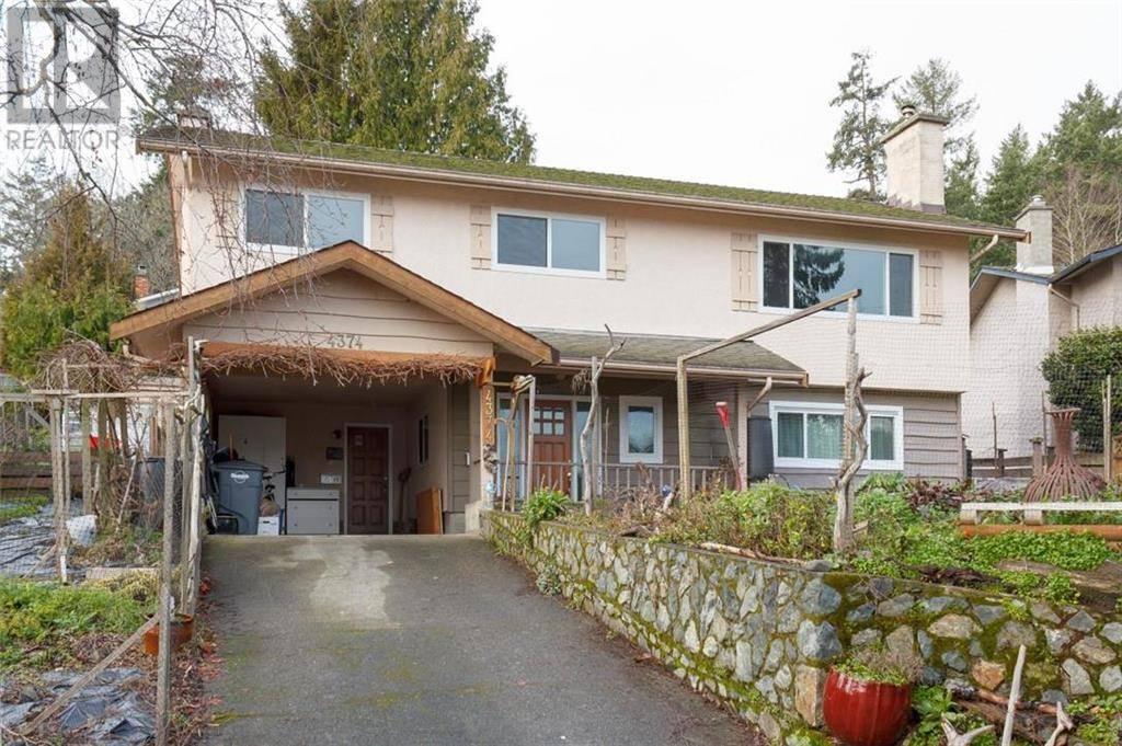 House for sale at 4374 Elnido Cres Victoria British Columbia - MLS: 420249