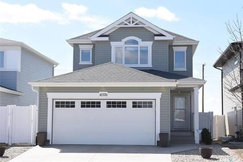House for sale at 4376 Delhaye Wy Regina Saskatchewan - MLS: SK770870
