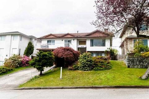 House for sale at 4379 Darwin Ave Burnaby British Columbia - MLS: R2360424