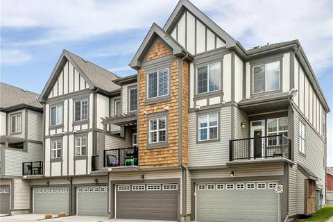 Townhouse for sale at 130 New Brighton Wy Southeast Unit 438 Calgary Alberta - MLS: C4243474