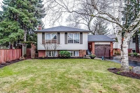 House for sale at 438 Dorset Ave Burlington Ontario - MLS: W4731316