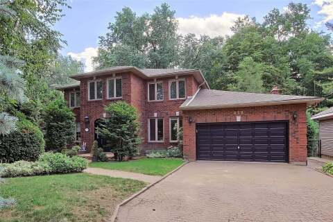 House for rent at 438 Drummond Rd Oakville Ontario - MLS: W4887724