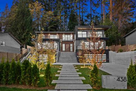 House for sale at 438 Braemar Rd E North Vancouver British Columbia - MLS: R2414701