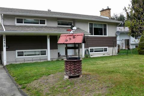 House for sale at 438 Elliot Cres Sicamous British Columbia - MLS: 10182057