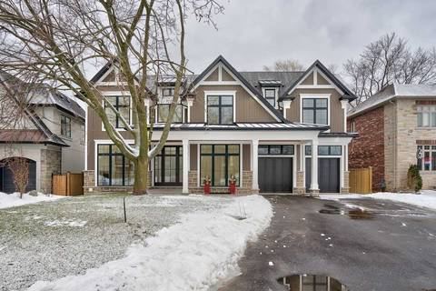 House for sale at 438 Jeanette Dr Oakville Ontario - MLS: W4410196