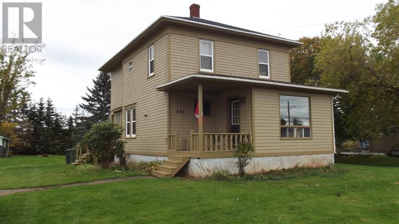 House for sale at 438 Main St O'leary Prince Edward Island - MLS: 201924379