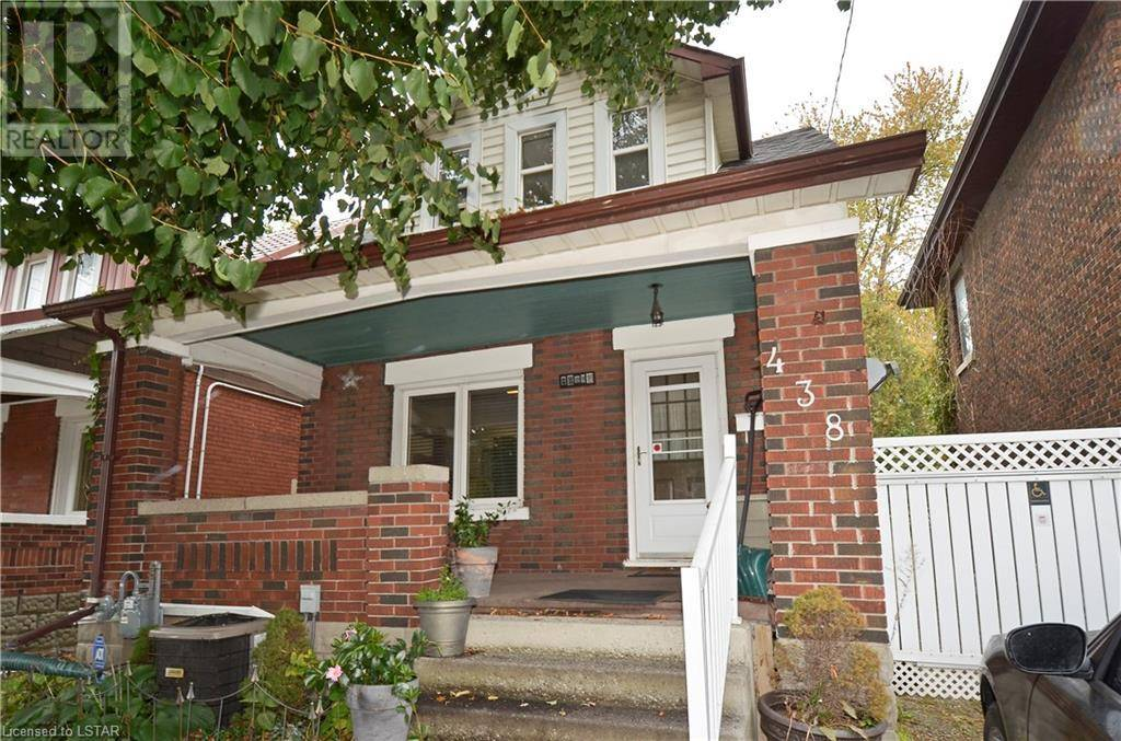 House for sale at 438 Quebec St London Ontario - MLS: 226987