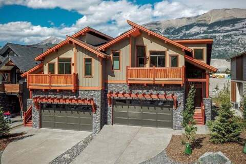 Townhouse for sale at 438 Stewart Creek Cs Canmore Alberta - MLS: A1031009