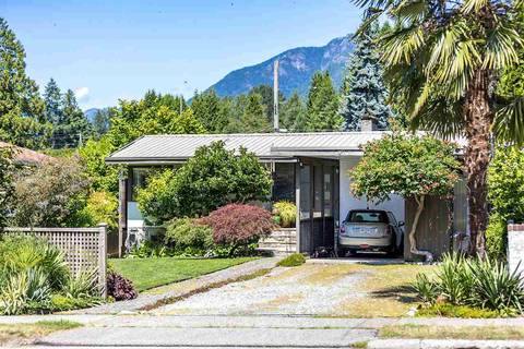 House for sale at 438 23rd St W North Vancouver British Columbia - MLS: R2391061