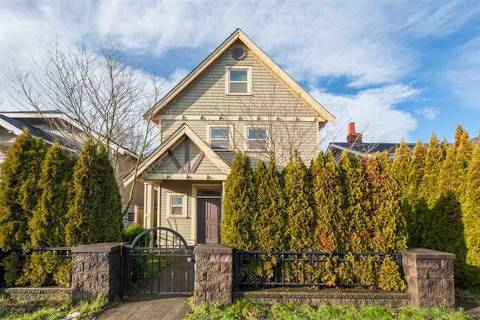 Townhouse for sale at 4381 Knight St Vancouver British Columbia - MLS: R2432876