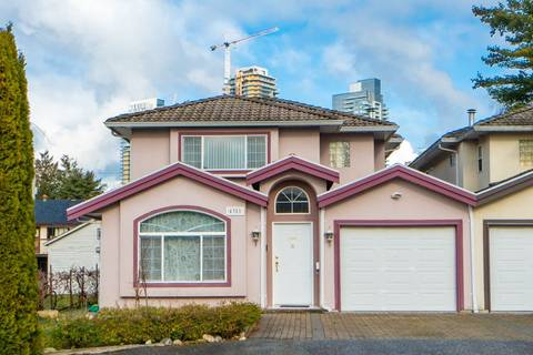 Townhouse for sale at 4381 Vipond Pl Burnaby British Columbia - MLS: R2396249