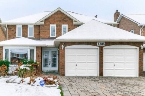 House for sale at 4385 Idlewilde Cres Mississauga Ontario - MLS: W5000999