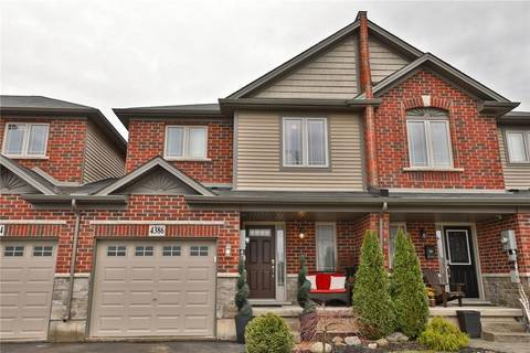 Townhouse for sale at 4386 Dennis Ave Beamsville Ontario - MLS: H4050841