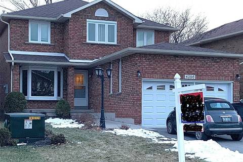 House for sale at 4386 Haydock Park Dr Mississauga Ontario - MLS: W4690270