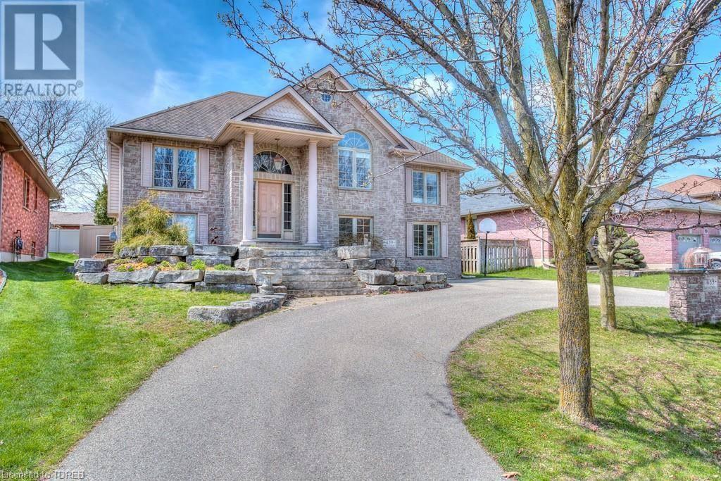 House for sale at 439 Broadway St Tillsonburg Ontario - MLS: 243420