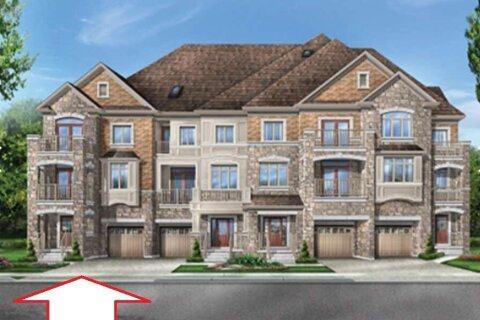 Townhouse for sale at 439 Brooklyn Common  Oakville Ontario - MLS: W5076671