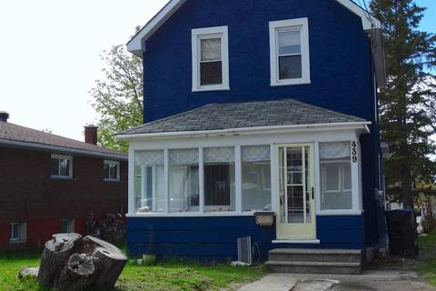House for sale at 439 Bush St Sault Ste. Marie Ontario - MLS: SM125690