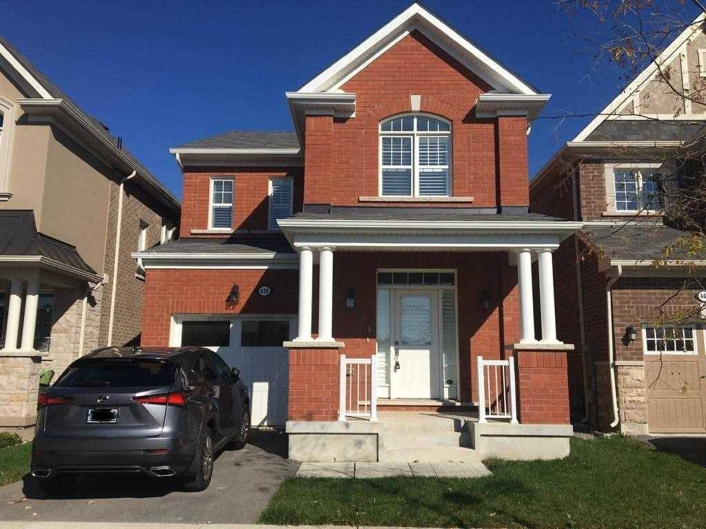 House for rent at 439 English Mill Ct Milton Ontario - MLS: W4611991