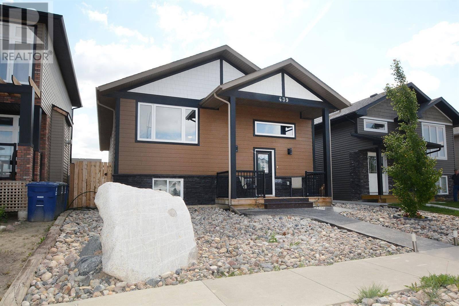 House for sale at 439 Evergreen Blvd Saskatoon Saskatchewan - MLS: SK792410
