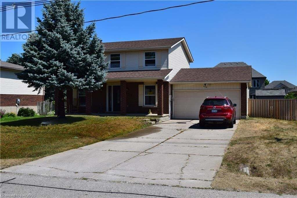 House for sale at 439 Falconer St Saugeen Shores Ontario - MLS: 270527